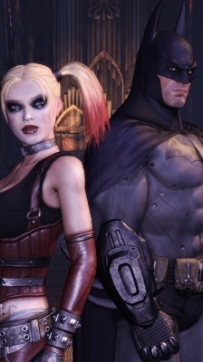 Bats and Harley